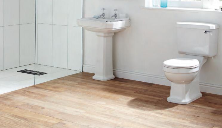 Toilets - AC Bathrooms & Heating